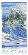 Santa Cruz Bath Towel