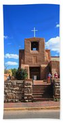 Santa Fe - San Miguel Chapel 6 Bath Towel