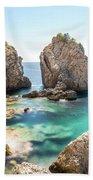 Santa Ponsa, Mallorca, Spain Bath Towel