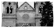 Sante Fe Cathedral Hand Towel