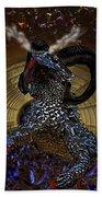 Saphira The Dragonlord Bath Towel