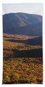 Scar Ridge Autumn Bath Towel