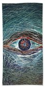 Scars In My Soul Hand Towel by Marianna Mills