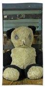 Scary Teddy Bath Towel