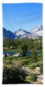 Scenic Mountain View Bath Towel
