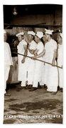School For Bakers Presidio Of Monterey October 1915 Bath Towel