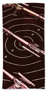 Scopes Of Military Precision  Hand Towel
