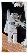 Scott Kelly, Expedition 46 Spacewalk Bath Towel