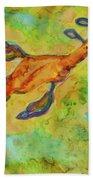 Sea Dragon Bath Towel