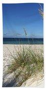 Sea Oats At The Beach Hand Towel