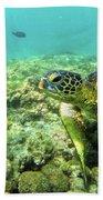 Sea Turtle #2 Bath Towel