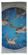 Sea Turtles Bath Towel