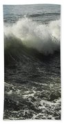 Sea Waves1 Bath Towel