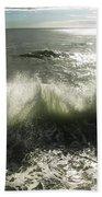 Sea Waves3 Hand Towel