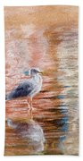 Seagulls - Impressions Bath Towel