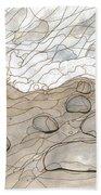 Seascape #2 Hand Towel