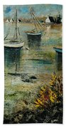Seascape 78 Bath Towel