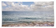 Seascape Bath Towel