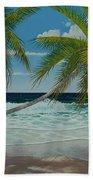 Seascape Series No.1 Bath Towel