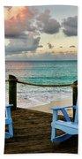 Seaside In Antigua Bath Towel