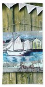 Seaside Bath Towel