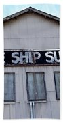 Seattle Ship Supply 2 Bath Towel