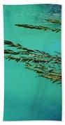 Seaweed Patterns Bath Towel