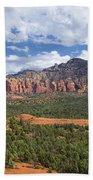 Sedona Arizona Landscape Bath Towel
