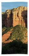 Sedona Red Rocks Bath Towel