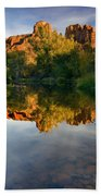 Sedona Sunset Bath Towel