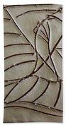 Seed - Tile Bath Towel