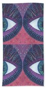 Seeing Double - Tjod 38 Compilation Bath Towel