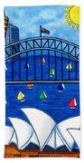Sensational Sydney Hand Towel