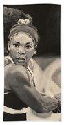 Serena Williams Bath Towel