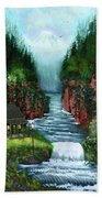 Serenity Valley Bath Towel