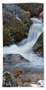 Serra Da Estrela Waterfalls. Portugal Bath Towel