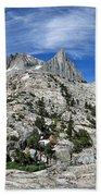 Seven Gables Over Seven Gables Lakes - Sierra Bath Towel