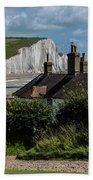 Seven Sisters Cottage Bath Towel
