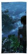 Shadow Of The Tomb Raider Bath Towel