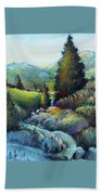 Shady Creek Bath Towel