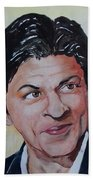 Shah Rukh Khan Bath Towel