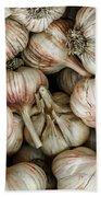 Shantung Garlic Bath Towel