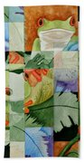Shattered Reality Xlvii Hand Towel