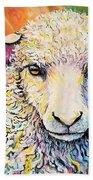 Sheepish Bath Towel