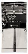 Shelby Cobra Bath Towel