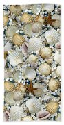 Shell Bath Towel