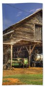 Shelter From The Storm Wrayswood Barn Bath Towel