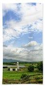 Shenandoah Valley West Virginia Scenic Series Bath Towel