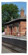 Shenton Station Bath Towel