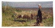 Shepherdess Hand Towel